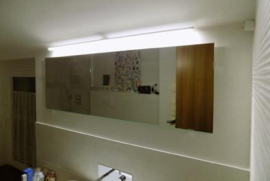 Illuminazione bagno strisce led illuminazione bagno strisce led