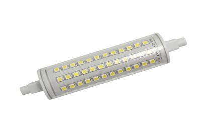 Lampada led 10w lineare attacco r7s led piemonte for Lampada alogena lineare led