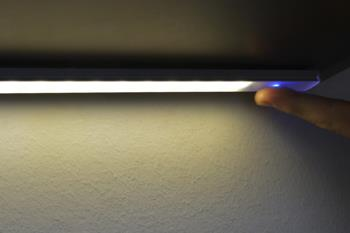 Barre led a misura con comando Touch-dimmer integrato e ...