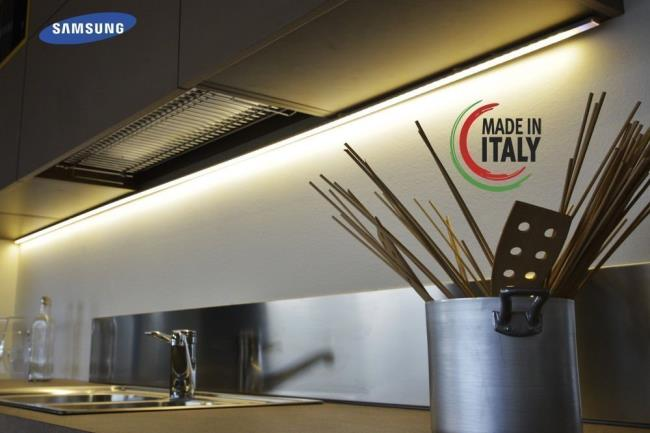 Barra Led sottopensile: 90 cm - Led Piemonte