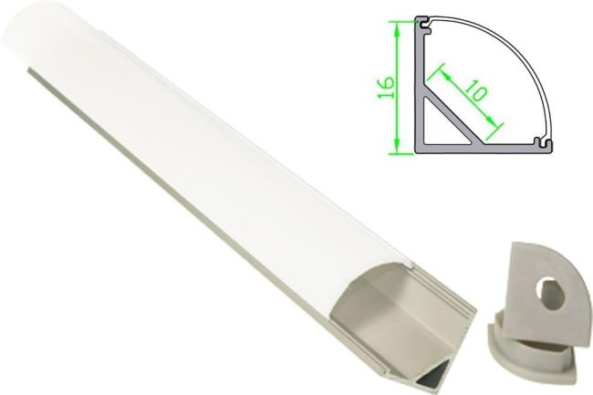 Barra Led sottopensile: 40cm - 6