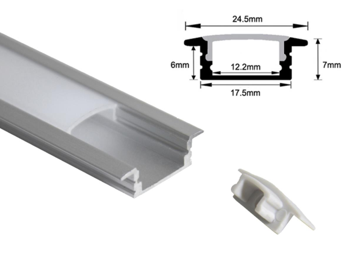 Barra Led sottopensile: 150 cm - 7
