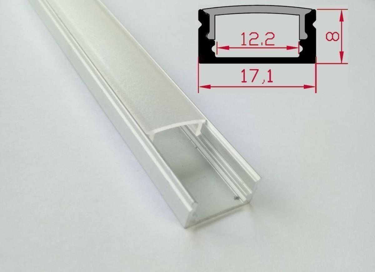 Barra Led sottopensile: 40cm - 5